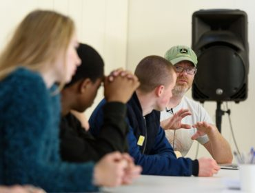 Mark Fell and BRIT School Masterclass at Whitechapel Gallery