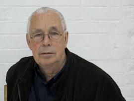 Howard Hodgkin Portrait