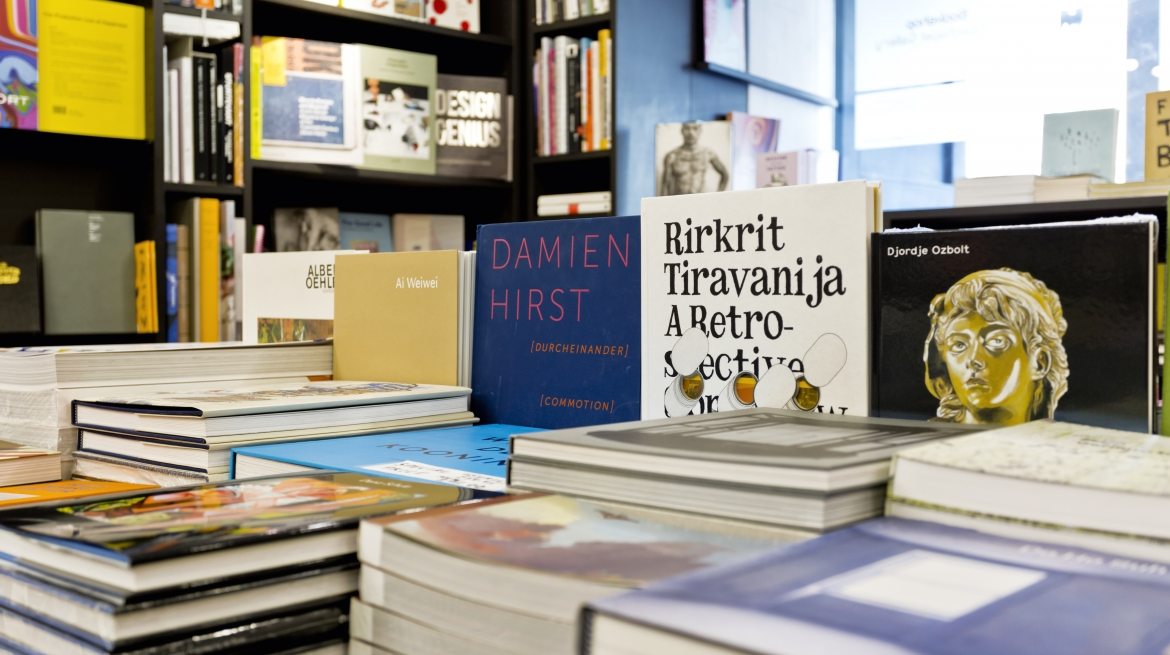 Whitechapel Gallery Bookshop