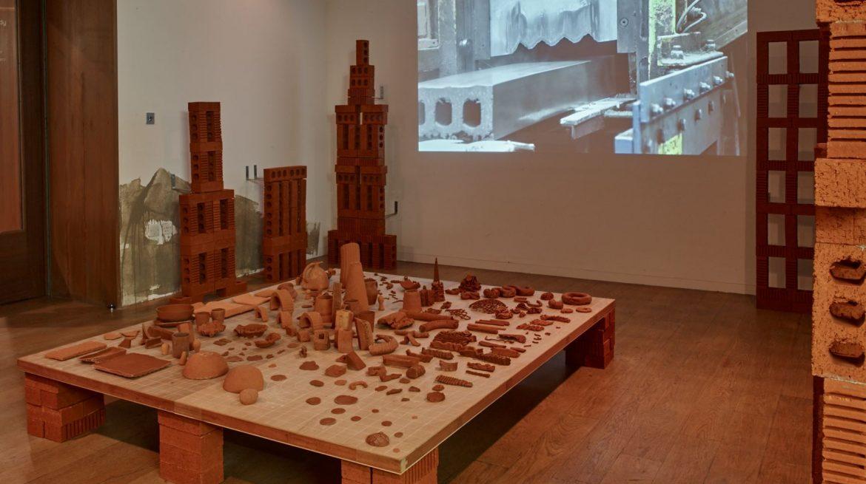 Installation shot, Assemble with Granby Workshop, 18 Jan - 16 Apr 2017, Whitechapel Gallery, Photo: Stephen White