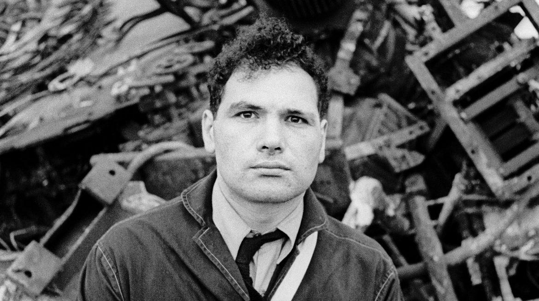 Eduardo Paolozzi Portrait. Ulrich Mack