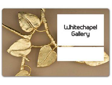 Whitechapel Gallery Membership card