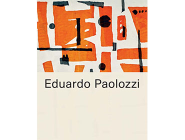 Whitechapel Gallery Eduardo Paolozzi Exhibition Catalogue. Whitechapel Gallery Publishing