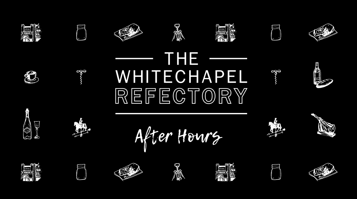 Full Width - Eat and Drink at the Whitechapel Gallery. Whitechapel Refectory and After Hours