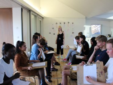to to curate a youth programme course Whitechapel Gallery