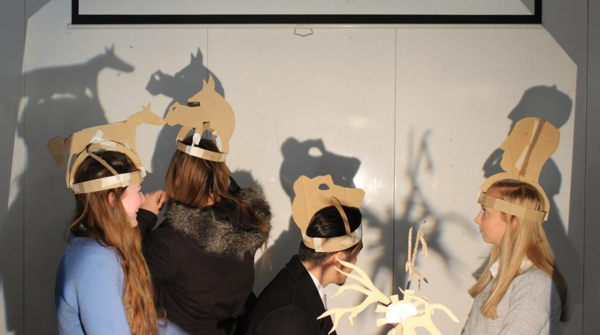 Whitechapel Gallery - Masterclass - English National Opera - Head Milliner, Megan Bearup and St Johns School