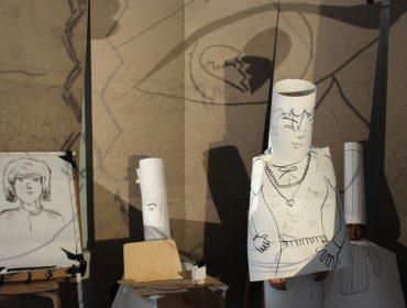 Whitechapel Gallery - Masterclass - English National Opera - Set Designer Sean Turner and Morpeth Secondary School