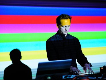 Carsten Nicolai. Photo Dieter Wuschanski-small
