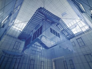Do Ho Suh, Home within Home within Home within Home within Home, 2013, polyester fabric, metal frame, 1530 x 1283 x 1297cm