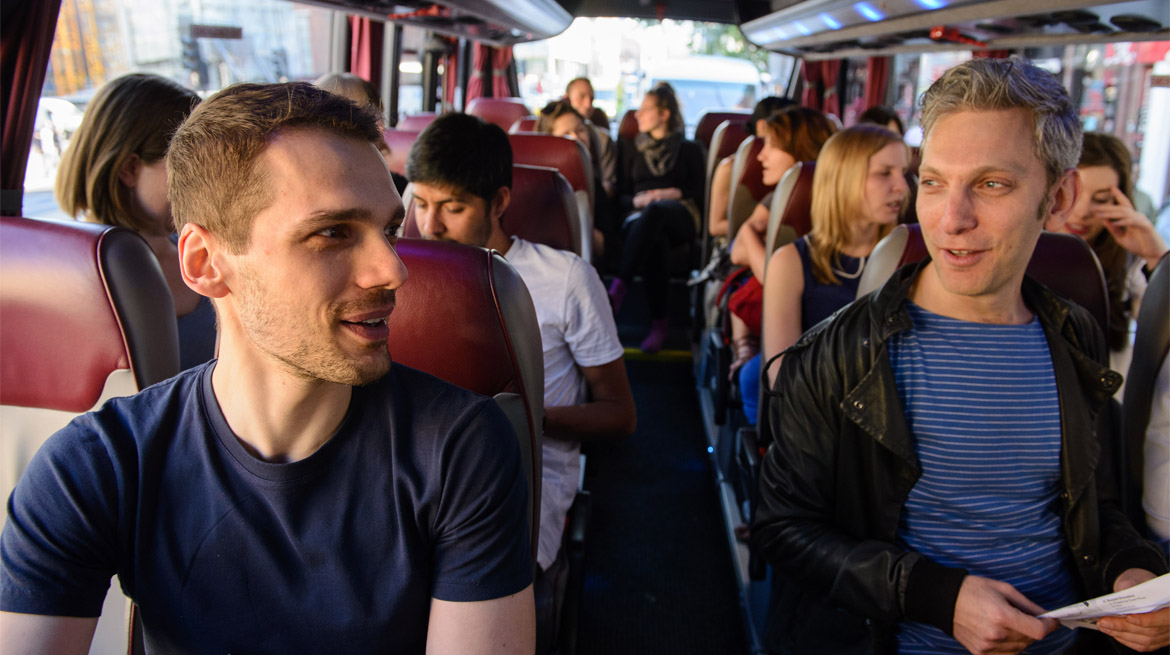 First Thursdays 1170×655 Bus Tour