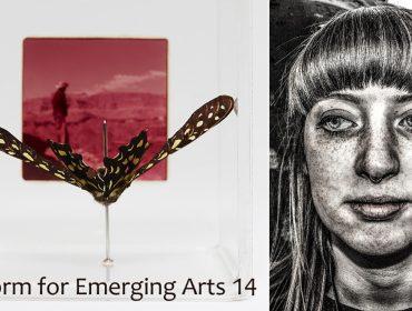 First Thursday Platform for Emerging Arts #14 Leyden Gallery