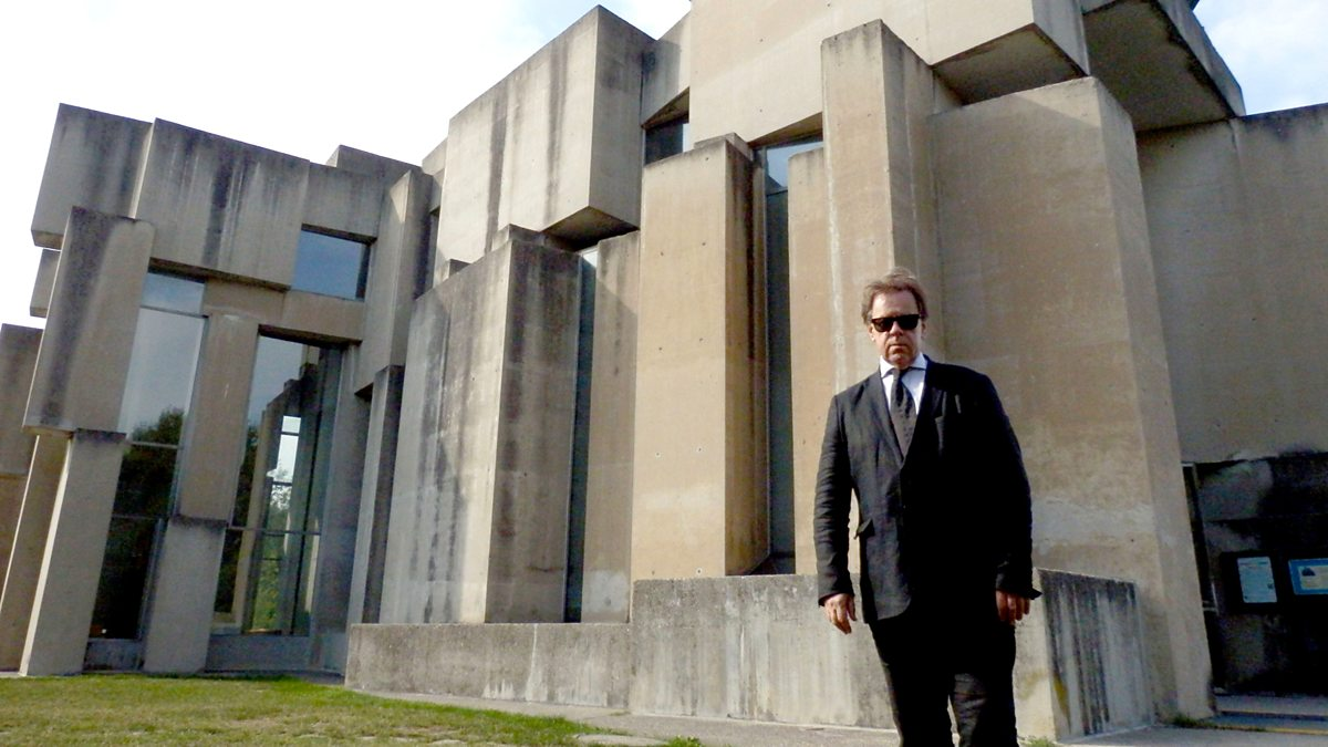 Whitechapel Gallery - Film Season - Jonathan Meades - Here Lies Jonathan Meades