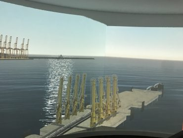 Max Mara art prize_Parking in the north sea._Eloise Hawser