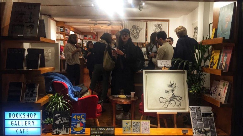 caravanserail_First Thursdays Gallery