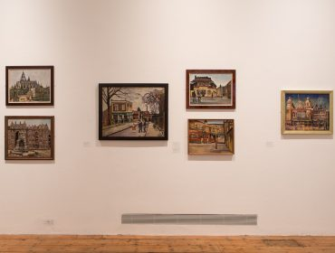 First Thursdays Exhibition The Working Artist: East London Group