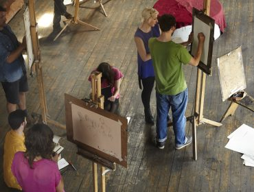 First Thursday Exhibition Free Drop-in Life Drawing