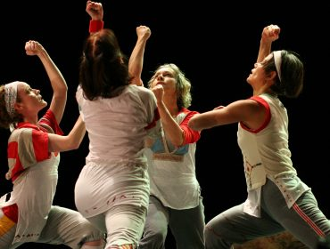 Yvonne Rainer, RoS Idexical, 2007, A Performa Commission, Photo -® Paula Court.