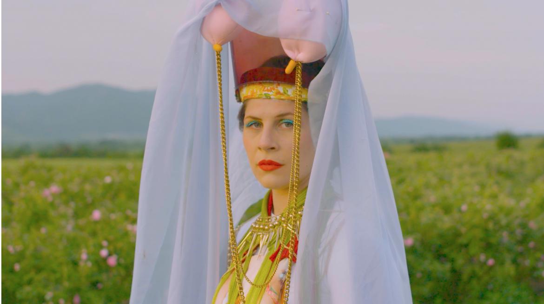 Gery Georgieva, The Blushing Valley, 2018
