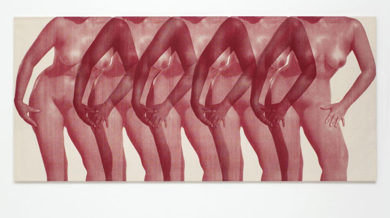 John Stezaker Untitled (5 Nudes)