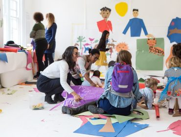 Whitechapel Gallery Mark Dion Family Day Low Res-91