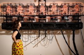 Installation View, The London Open 2018. Photo John Nguyen, PA Wire. Courtesy Whitechapel Gallery (8)
