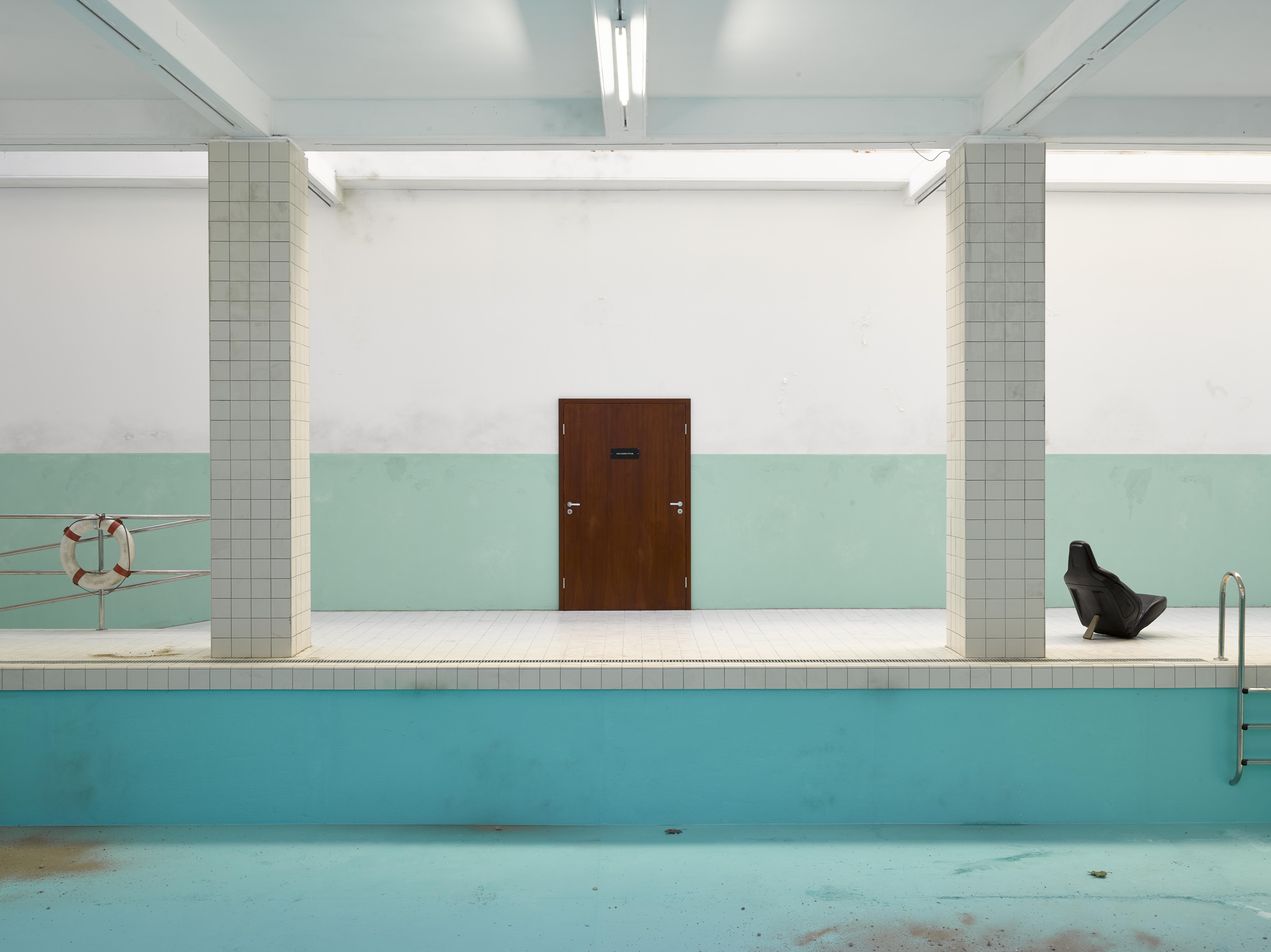 Elmgreen Dragset Reveal The Whitechapel Pool Whitechapel Gallery