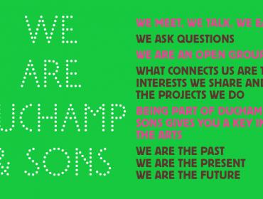 Duchamp & Sons Manifesto