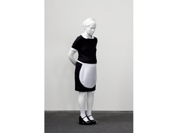 Pregnant White Maid_E&D