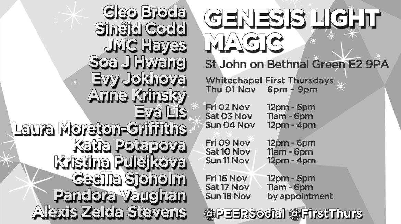 Genesis Light Magic