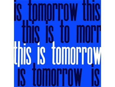 This Is Tomorrow_cover_370 x 280