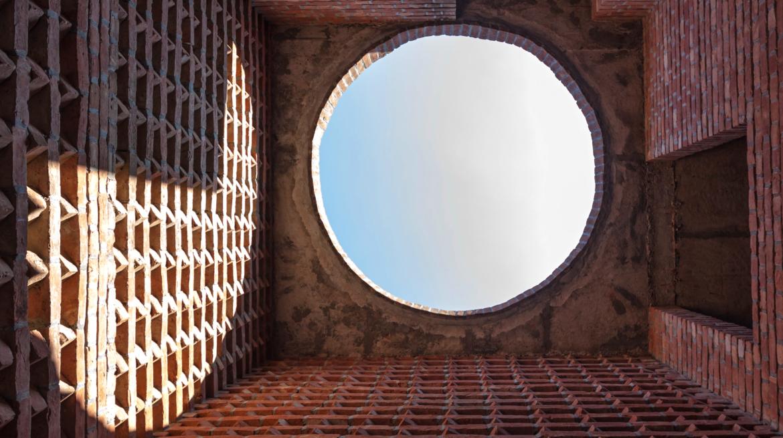 Marina Tabassum, Bait Ur Rouf Mosque (detail) 2012. Photo Credit: Hasan Saifuddin