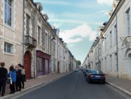 Richelieu Biennale_Richelieu_Grande_Rue Benoît_Faure