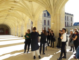 Richelieu Biennale_CDgroup with Carine Guimbard