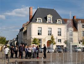 Richelieu Biennale_Richelieu_Town_Hall Benoît_Faure