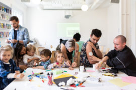 Whitechapel Gallery Family Day Queer Spaces (High Res)-33