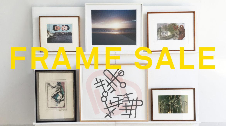 Frame Sale_2019