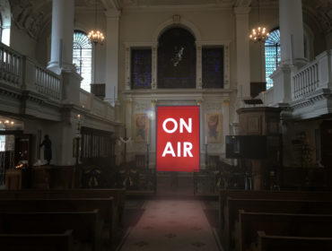 Graeme Miller_On Air at St Botolph
