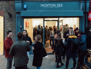 HOXTON 253 art project space 2