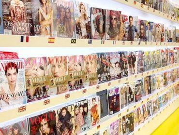 Condé Nast publications Credit - Condé Nast Worldwide News - lot 7