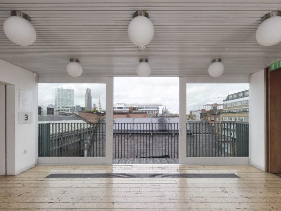 Whitechapel Gallery, Creative Studio. Photography by Faruk Pinjo, 2019.