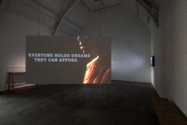 Osman Yousefzada_Being Somewhere Else. Installation Ikon Gallery, 2018. Courtesy Ikon Gallery. Photo Handover Agency (5)