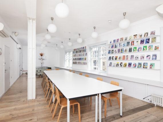 Whitechapel Gallery, Study Studio. Photography by Faruk Pinjo, 2019.