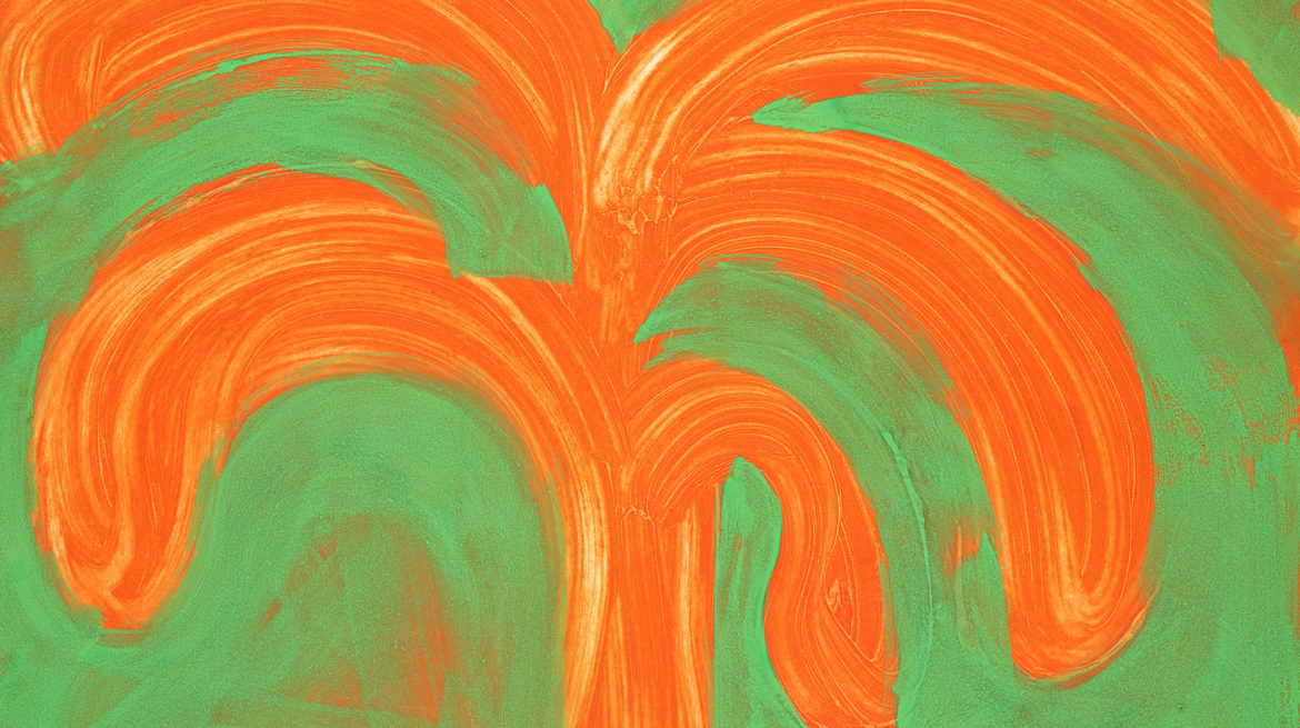 Howard Hodgkin_Indian Tree