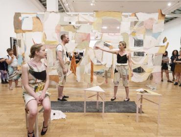 Whitechapel Gallery Nocturnal Creatures, London, United Kingdom – 21 July 2018