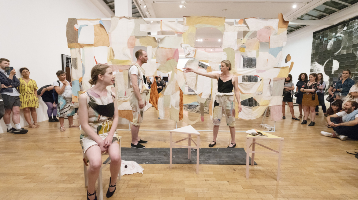 Whitechapel Gallery Nocturnal Creatures, London, United Kingdom - 21 July 2018